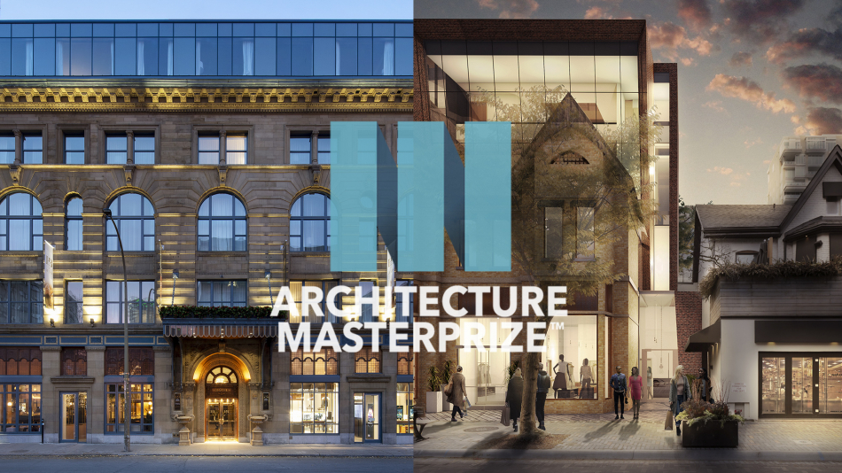 NEUF Architect(e)s has been rewarded with two Architecture MasterPrize
