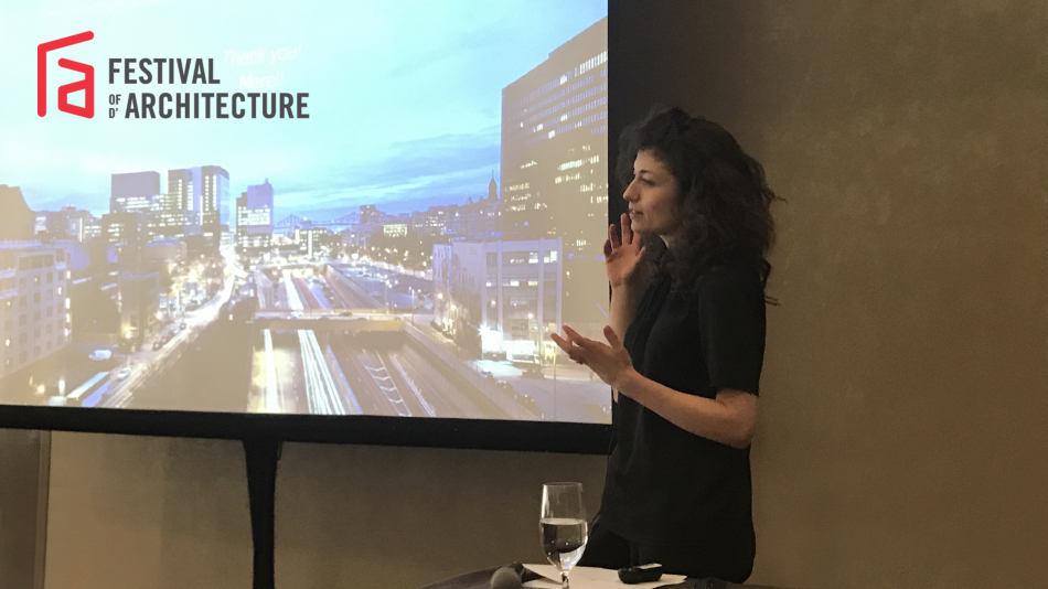 A session given by Lilia Koleva at the RAIC Architecture Festival