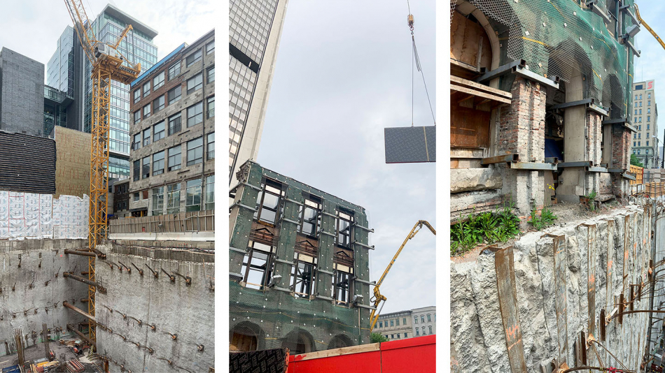 NEUF under construction: 628 Saint-Jacques